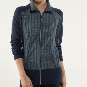 Lululemon Scuba Asana Zip-Up Sweater Jacket